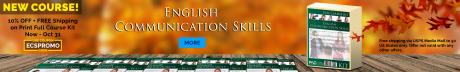 English Communication Skills Promo
