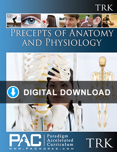 Precepts of Anatomy and Physiology Teacher's Resource Kit (TRK)