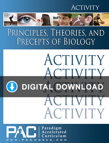 Principles, Theories and Precepts of Biology