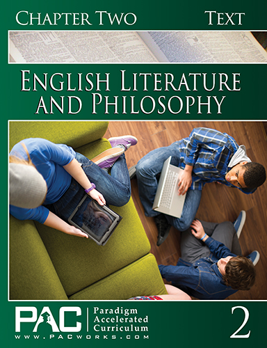 English IV: Literature and Philosophy