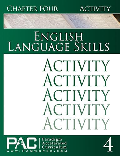 English I: Language Skills
