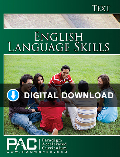 English I: Language Skills