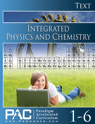 Integrated Physics and Chemistry
