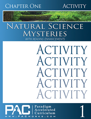 Natural Science Mysteries