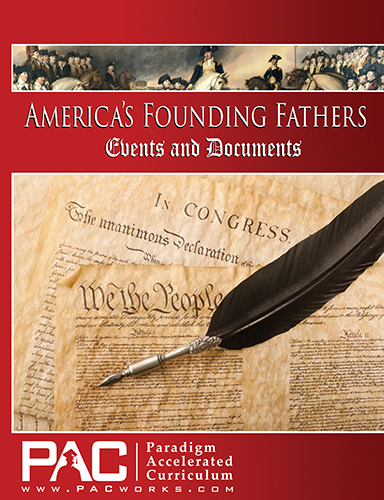 America's Founding Fathers, Events, and Documents