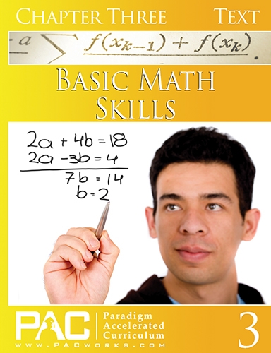 Basic Math Skills