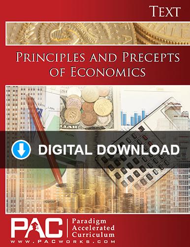 Principles and Precepts of Economics