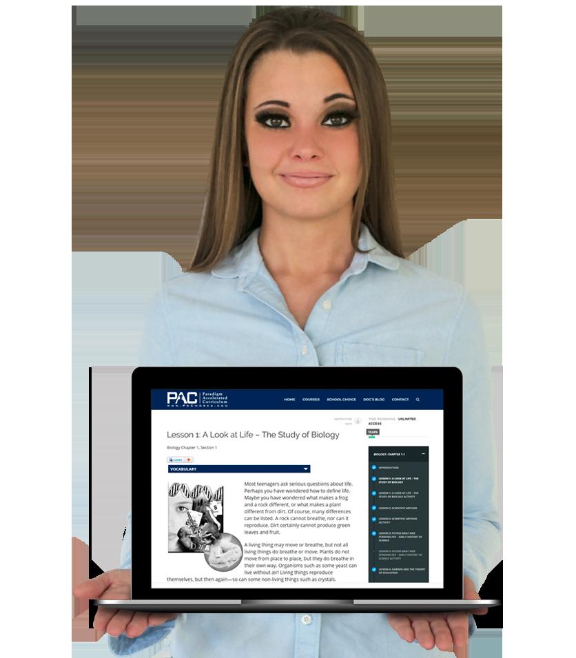 PAC Online Curriculum