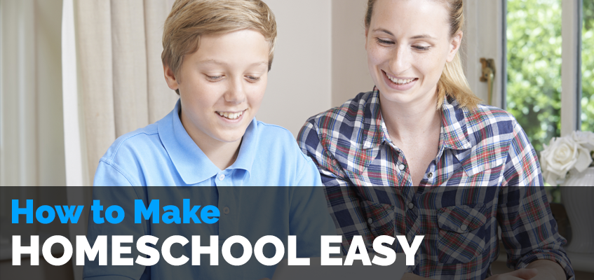 Make Homeschool Easy
