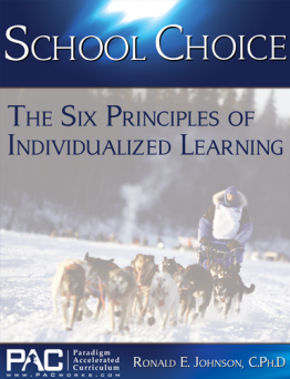 Six Principles of Individualized Learning