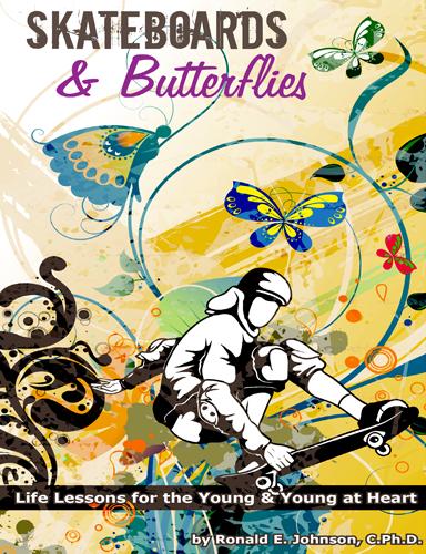 Skateboards and Butterflies