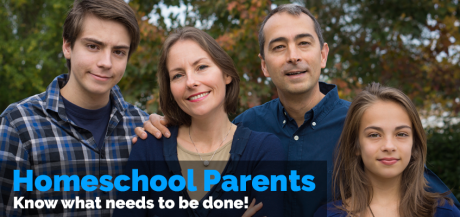 Homeschool Parents Know What Needs to be Done!