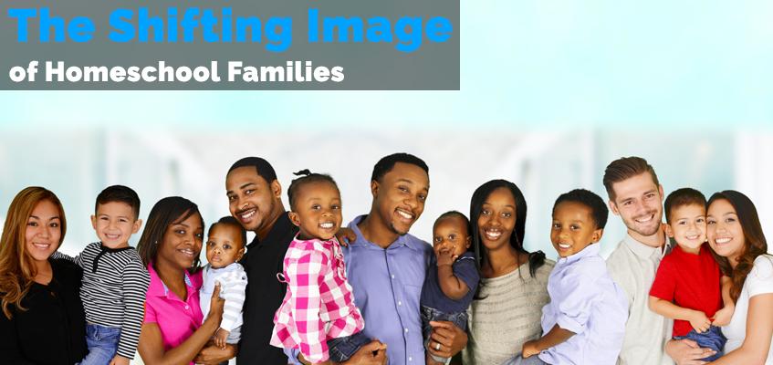 The Shifting Image of Homeschool Families