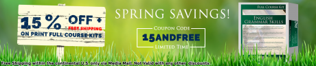 15% Off and Free Shipping